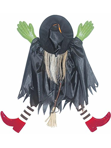 Tree Trunks Costume (Tree Trunk Witch w/Red Shoes Standard)