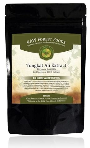 Сырье Лес Foods Тонгкат Али экстракт