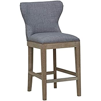 Amazon Com Stone Amp Beam Kinsley Kitchen Counter Bar Stool