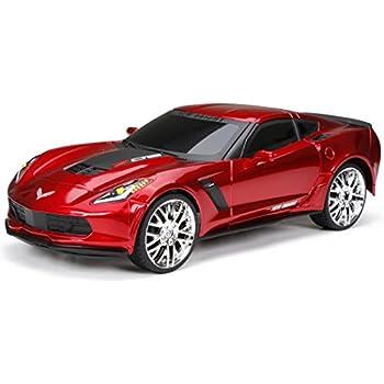 Amazon.com: New Bright R/C Chargers F/F Corvette Z06