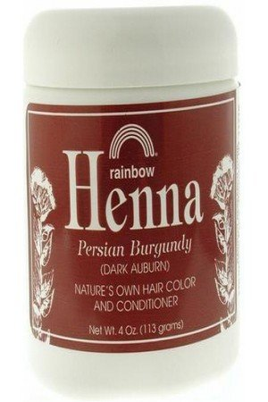 RAINBOW RESEARCH Burgundy Henna by Rainbow Research