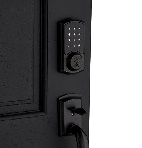 Kwikset Smartcode 916 Z Wave Smart Lock Deadbolt