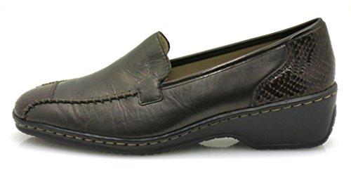Ara Low Shoes Chaussures En Cuir Pantoufle Mocassin En Cuir Chaussures Lady Chaussure Bronze 3201