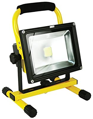 Jacko Transnational ZT50220 20W Cordless LED Flood Light