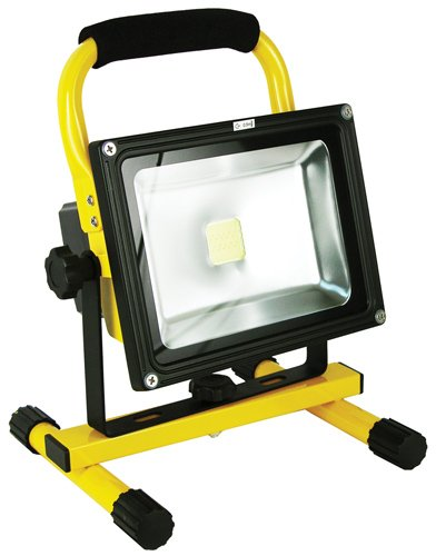 Jacko Transnational ZT50220 20W Cordless LED Flood Light by Jacko Transnational