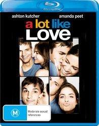 A Lot Like Love Blu-ray