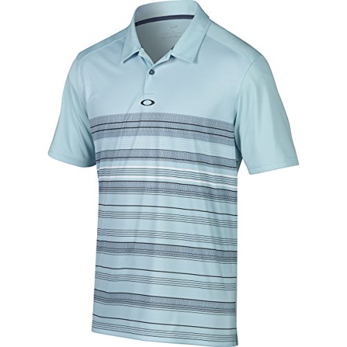 Oakley Mens High Crest Polo Shirt Large - Mens Oakley Clothing