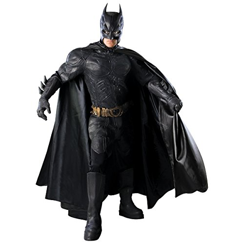 Grand Heritage Batman Adult Costume - -