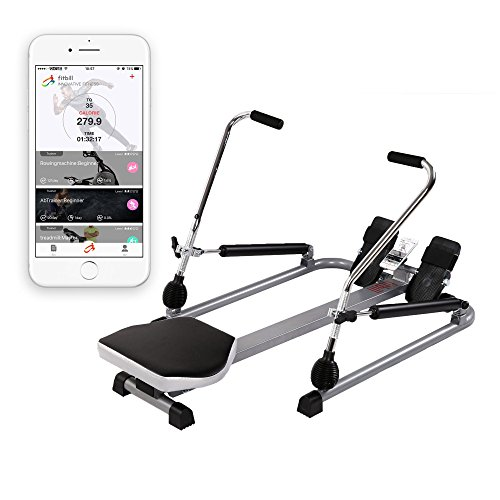 Fitbill Home Gym: Smart Exercise Bike & Sit Up Bench & Smart Scale & APP ESMARTGYM INC