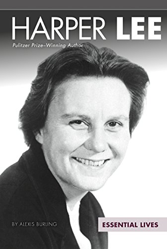 Harper Lee: Pulitzer Prize-Winning Author (Essential Lives)