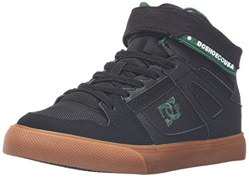 DC - - Jungen Spartan Hohe Ev Schuh, EUR: 28, Black/Green