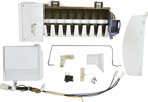 (GENUINE Whirlpool W10519364 Ice Maker Replacement)