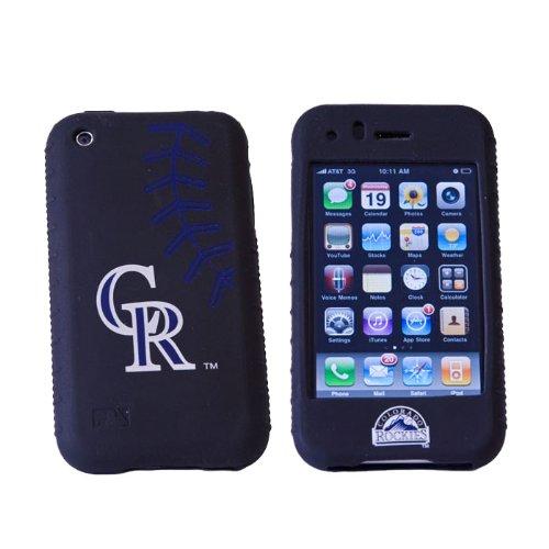 Cashmere Silicone iPhone Case - Colorado Rockies Cashmere Silicone Iphone Case