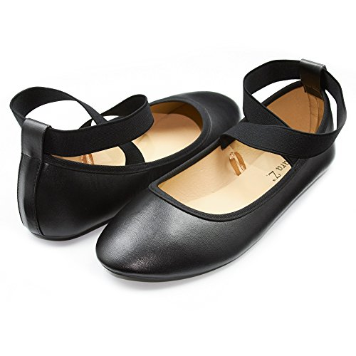 Ladies Ballerina Flats Shoes - 3