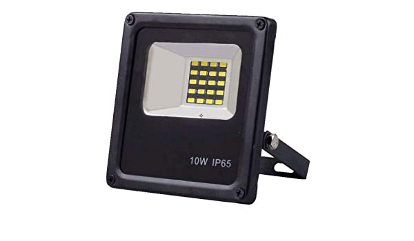Alverlamp LPRO1041_C - Proyector led 10w 4000k: Amazon.es ...