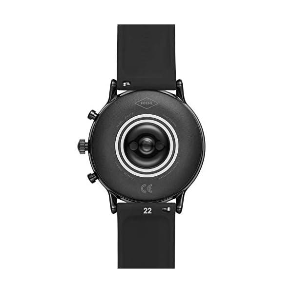 Fossil Smartwatch Gen 5 da Uomo Touchscreen con Altoparlante, Frequenza Cardiaca, GPS, NFC e Notifiche per Smartphone 3