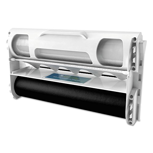 Janitorial Supplies Xyron 145612 Two-Sided Laminate Refill Roll for ezLaminator, 9