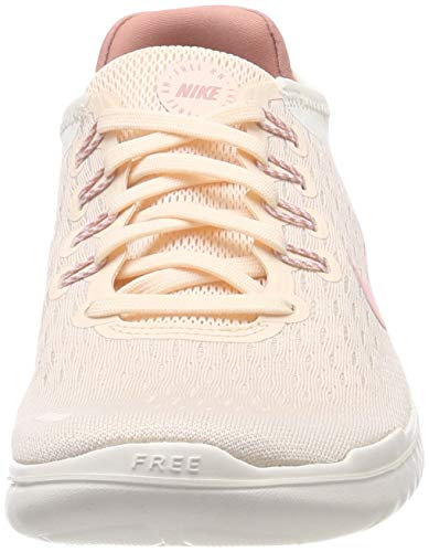 Pink Ice Pink RN Nike WMNS 802 Mehrfarbig Guava Sail Femme Tint Chaussures Rust Fitness 2018 Multicolore Free de BxUxPOZw