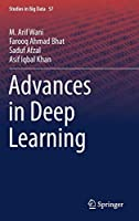 Advances in Deep Learning Front Cover