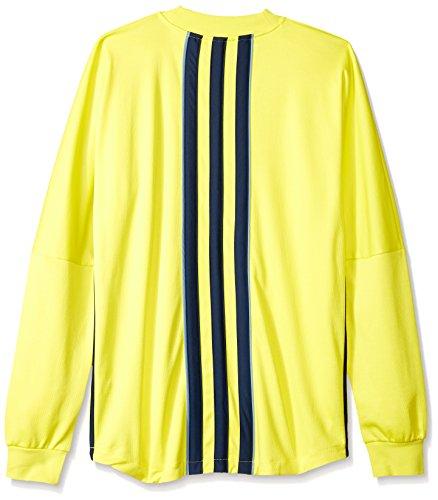 collegiate Long Authentics Jersey Goalie Originals Shock L Men's Yellow Sleeve Adidas Navy qZ4fUx