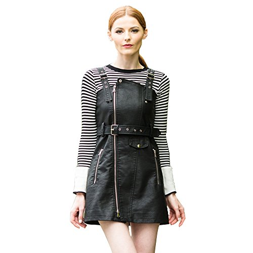 Womens Biker Dresses - 5