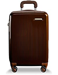 Sympatico-Hardside CX Expandable Carry-on Spinner Luggage, Bronze