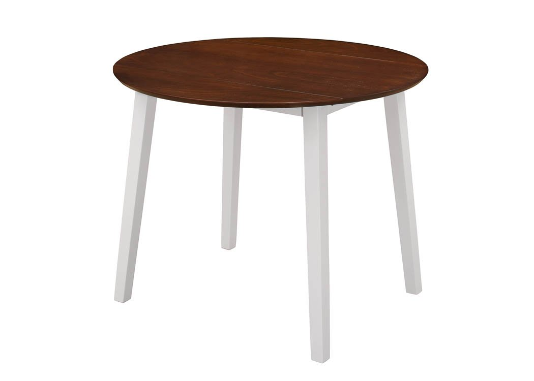 Amazon.com - Kings Brand Furniture 3 Piece Wood Dinette Drop Leaf Table u0026 2 Chairs Dining Set Cherry/White - Table u0026 Chair Sets  sc 1 st  Amazon.com : leaf chairs - Cheerinfomania.Com