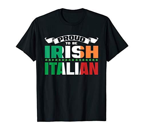 Irish Italian shirt Irish Italian Gift St Patricks Day