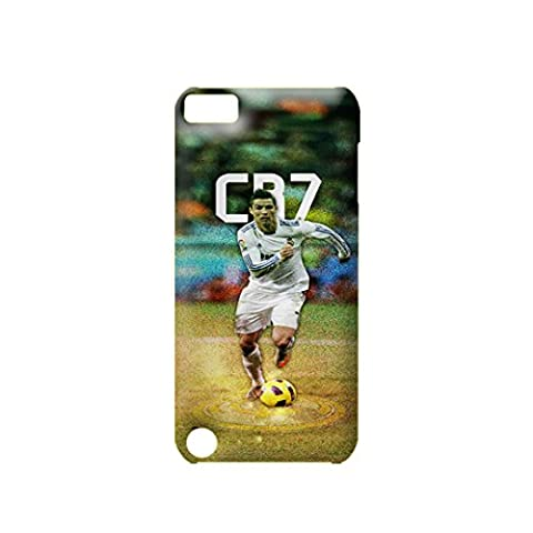 Cover Case Cristiano Ronaldo CR7 Case for Apple iPhone & iPod (Case For iPod 4 Touch) (Ipod 4 Cases Cr7)