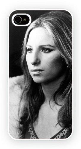 Barbra Streisand A Iconic Female Moviestars iPhone, iPhone 6, Etui de téléphone mobile - encre brillant impression
