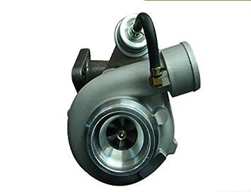 GOWE Auto partes GT25S Motor Turbo 754743 - 0001 754743 - 5001S 754743 Turbocompresor para Ford Ranger 3.0L TDI 162hp: Amazon.es: Bricolaje y herramientas