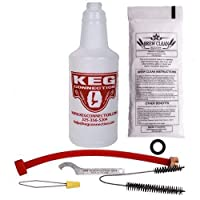 Kit de limpieza de línea de cerveza de Kegconnection