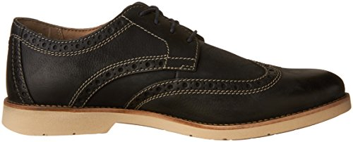 Wing Men's Oxford Bostonian Navy Pariden EvaqEwd