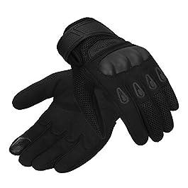 Royal Enfield Rambler V2 Riding Gloves Black S (RRGGLN000026)