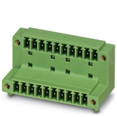 Pluggable Terminal Blocks 8 Pos 3.81mm pitch Through Hole Header