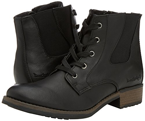 100 Noir Boots Gerli 35iz305 Dockers schwarz Femme By HpqvxUw0