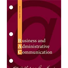 Loose-leaf Business and Administrative Communication