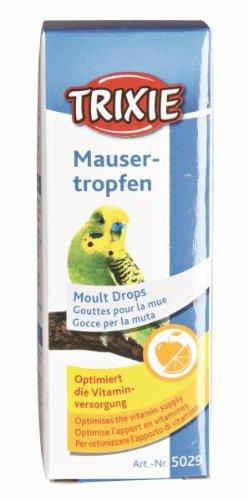 Trixie - Mausertropfen, Vögel 15 ml