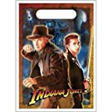 Indiana Jones Treat Sacks
