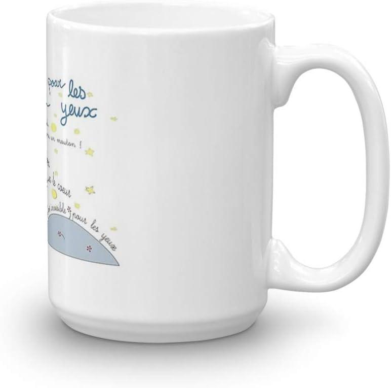 The Little Prince Responsible Childrens Classic Literature Book Ceramic Gift Coffee Tea Cocoa Mug