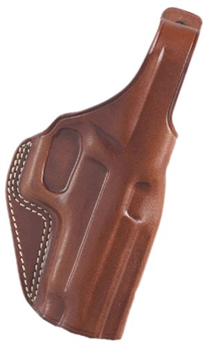 Galco PLE286 Unlined Paddle Gun Holster for Glock 26, Right, Tan ()