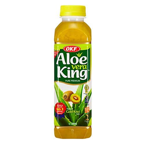 - OKF Aloe Vera King Drink (Gold Kiwi, 12)