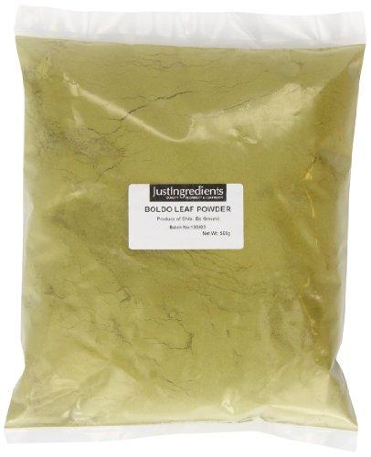 JustIngredients Boldo Leaf Powder 500 g