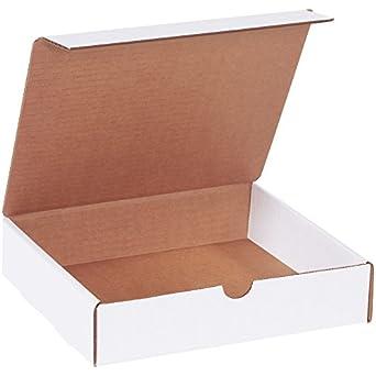 amazon com box usa bml982 literature mailers 9 x 8 x 2 white