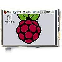 Kaifani LCD Module Pi TFT 3.5 inch (320480) Touchscreen Display Module TFT for Raspberry Pi Raspberry Pi 3