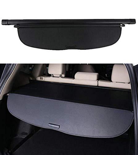 - Icegirl Black Cargo Cover Interior Accessories Rear Trunk Organizers Security Shield Retractable Compatible for Honda CR-V CRV 2017 2018 (Honda CRV)