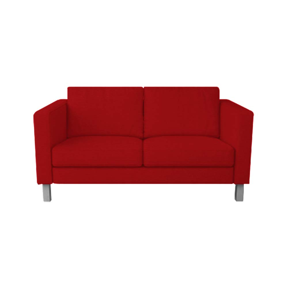 Amazon.com: TLY Cotton Karlstad 2 Seat Sofa Cover for The ...