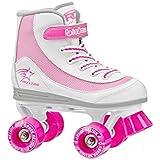 Roller Derby Firestar V2.0Blanc/Rose patins à roulettes