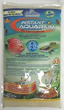 Carib Sea ACS20820 Instant Aquarium Marine Sand, 20-Pound, 2 Per Case