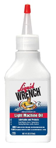 Liquid Wrench L1004-12PK Light Machine OIl - 4 fl. Oz., (Case of 12) by Liquid Wrench